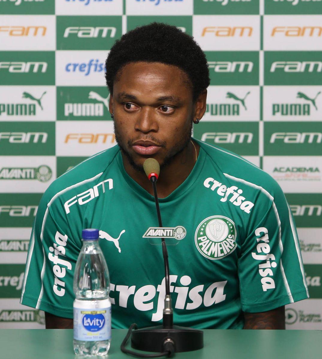 Cesar Greco/Ag. Palmeiras/Divulgação_Luiz Adriano disputou 15 partidas e marcou sete gols com a camisa do Verdão