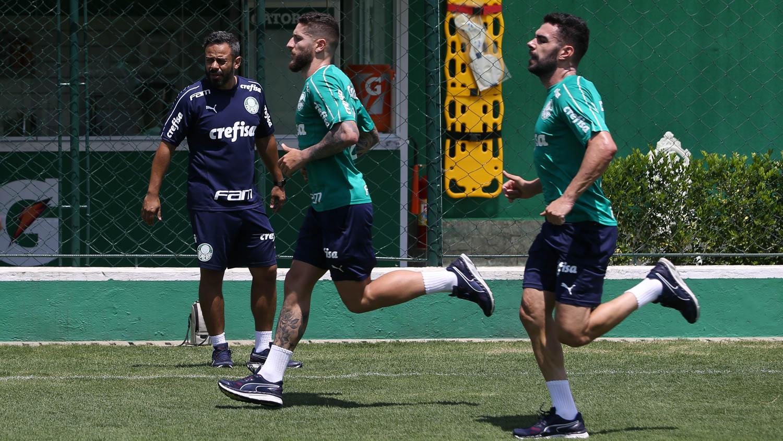 Cesar Greco/Ag. Palmeiras/Divulgação_Além do Vasco, o novo preparador físico do Verdão passou por Flamengo e Criciúma