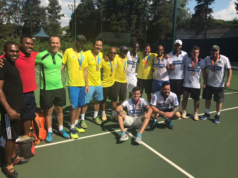 Divulgação_A equipe do Palmeiras superou o Alphaville Tênis Clube na final do torneio
