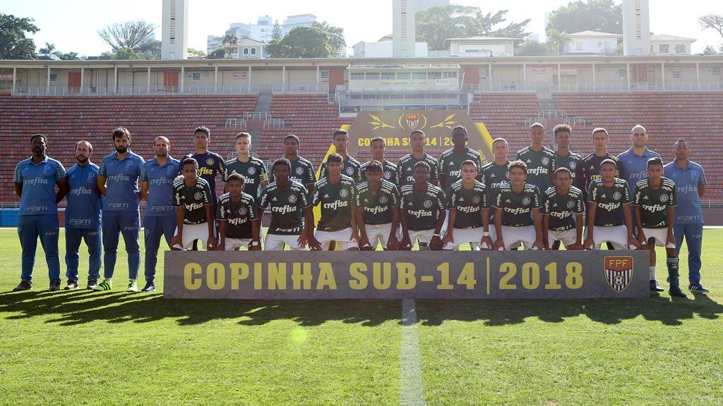 Fabio Menotti/Palmeiras  _ O Alviverde está invicto na competição