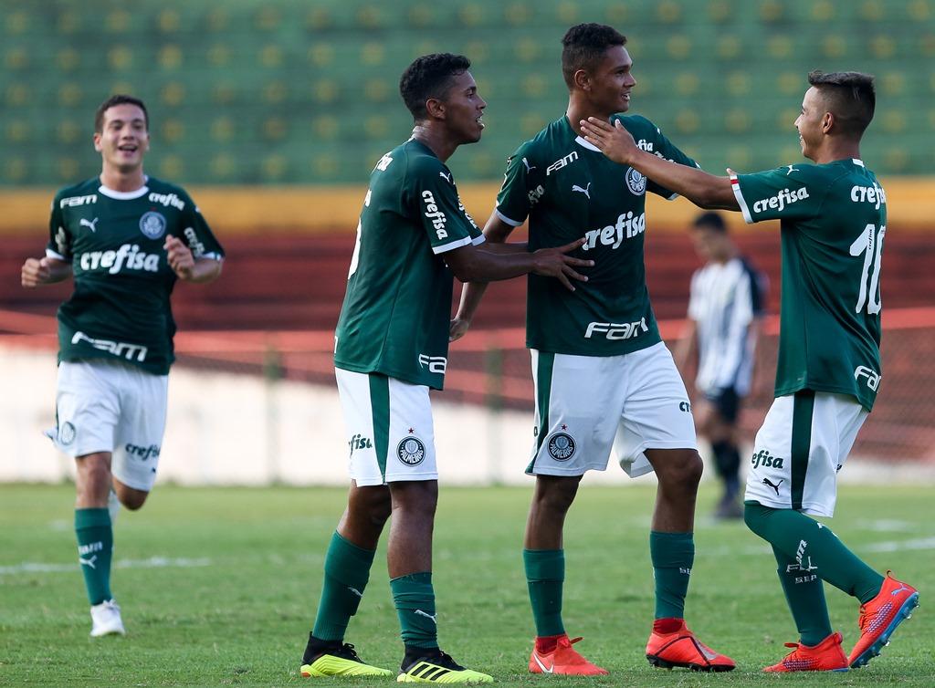 Fabio Menotti/Ag. Palmeiras/Divulgação_O Verdão tem a melhor campanha do Paulista no geral com 22 vitórias e três derrotas