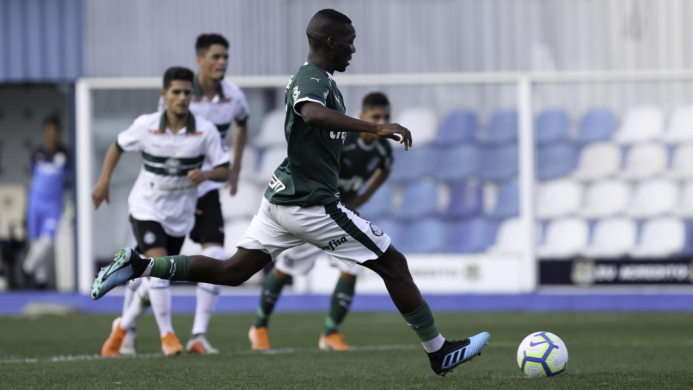 Fabio Menottiq/Ag. Palmeiras/Divulgação_O Sub-20 do Verdão joga contra o XV de Piracicaba no sábado (14)