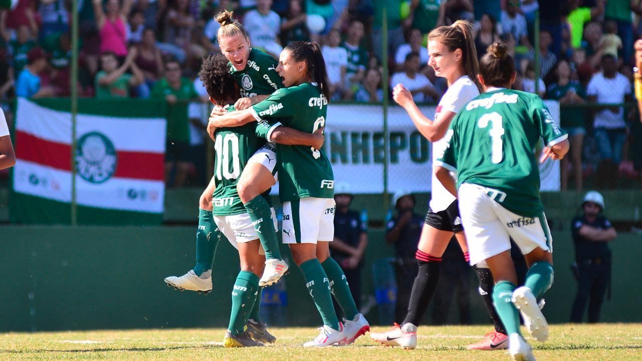 Bruno Ulivieri_Em 2019, Vinhedo foi a sede do time feminino do Palmeiras