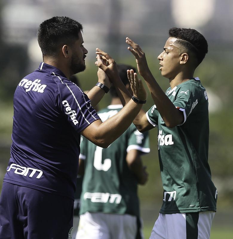Fabio Menotti/Palmeiras _ O Sub-15 do Verdão está 100% na 3ª fase