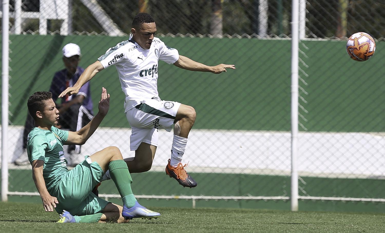 Fabio Menotti/Ag. Palmeiras/Divulgação_O Sub-17 inicia a terceira fase contra o São Bernardo FC