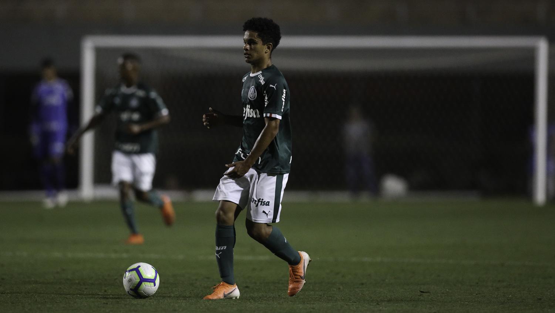 Fabio Menotti/Ag. Palmeiras/Divulgação_O Sub-17 precisa apenas de um empate para conseguir a classificação