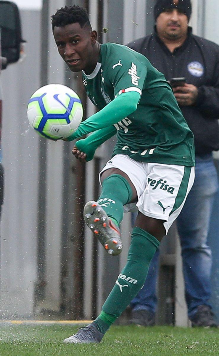 Fabio Menotti/Ag. Palmeiras/Divulgação_O Sub-20 do Palmeiras encara o Botafogo-SP no domingo (20)