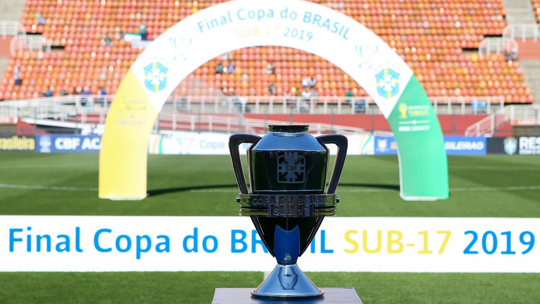 Fabio Menotti/Palmeiras _ A 39ª taça do futebol do Verdão no Pacaembu veio com a categoria Sub-17