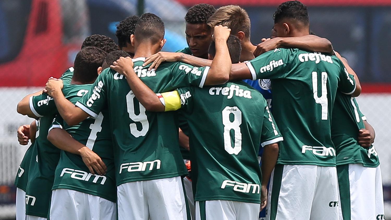 Fabio Menotti/Ag. Palmeiras/Divulgação_O Sub-17 decide a vaga na final em casa, na Academia de Futebol 2, no próximo sábado (09)