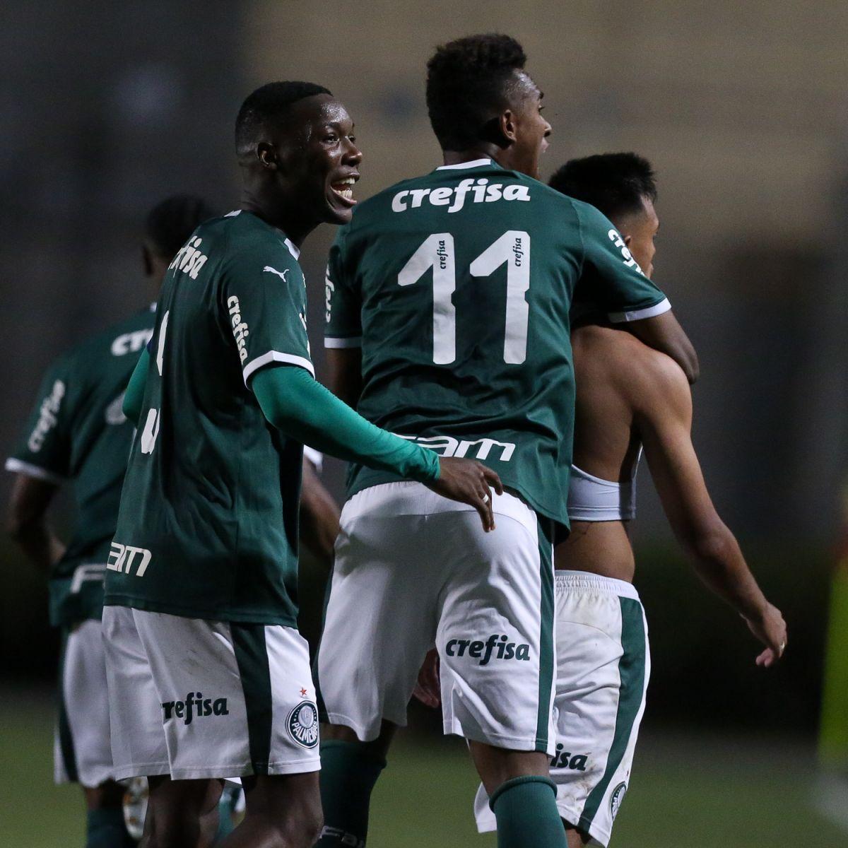 Fabio Menotti/Palmeiras _ O Sub-20 do Verdão busca o tricampeonato paulista consecutivo