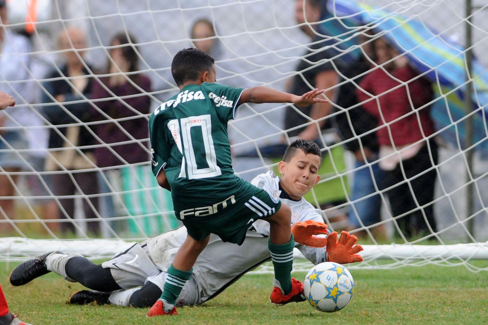 IberCup_O Verdão marcou 61 gols em oito jogos na Ibercup