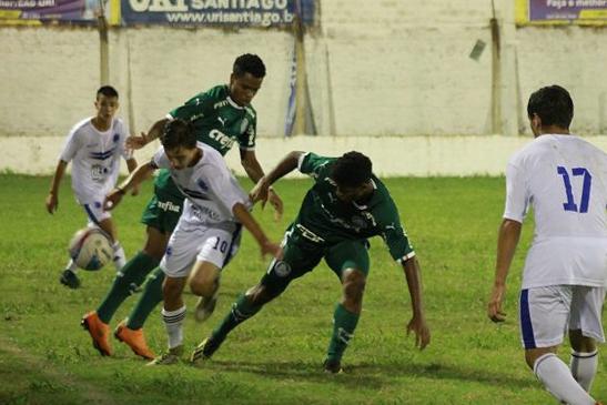 Rádio Santiago_O Palmeiras venceu o Cruzeiro de Santiago e se garantiu nas quartas de final
