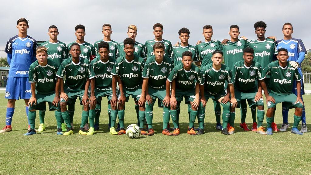 Fabio Menotti/Ag. Palmeiras/Divulgação_O Palmeiras está no Grupo 2, com Corinthians, São Bernardo e Red Bull Brasil