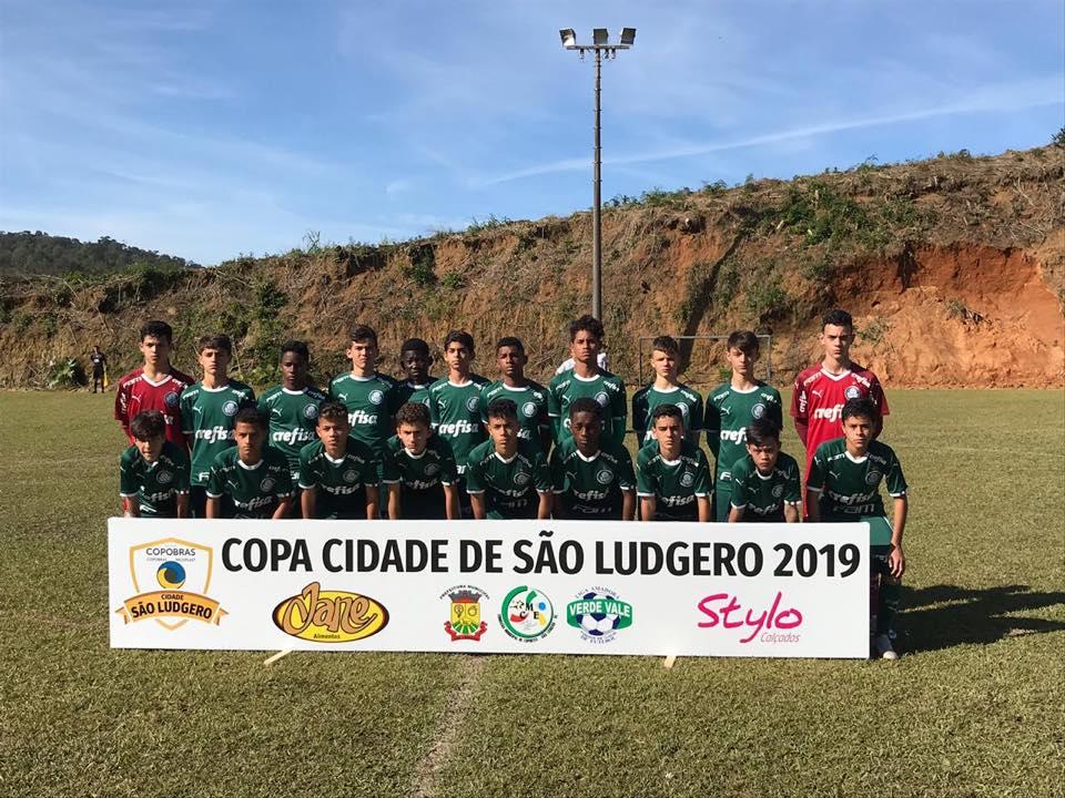 Facebook Copa Cidade São Ludgero_O Sub-13 do Palmeiras decide a Copa São Ludgero contra o Grêmio, neste sábado (13)