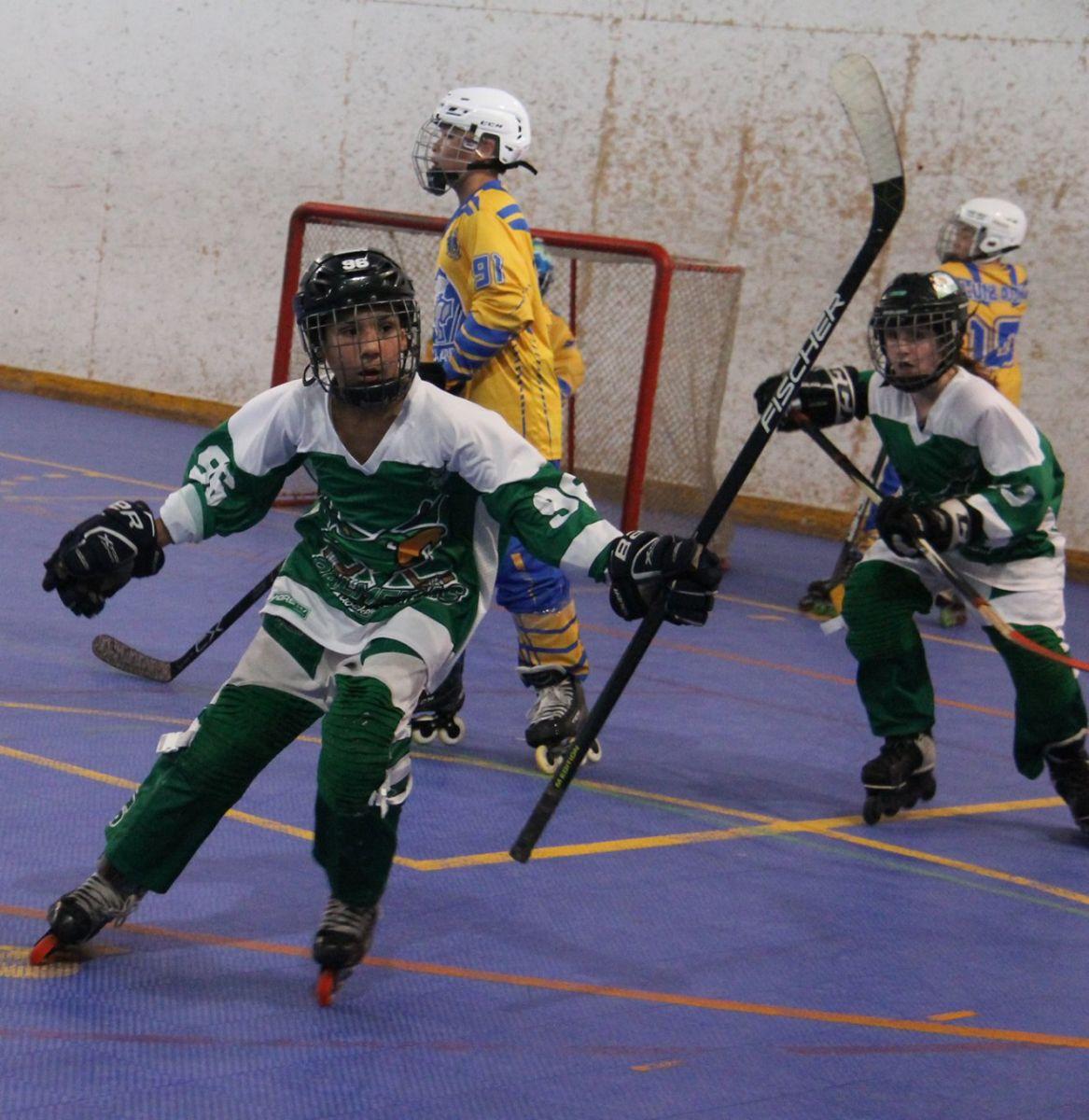 FPHP/Divulgação _ O Sub-12 do Verdão venceu a AABB em uma das partidas