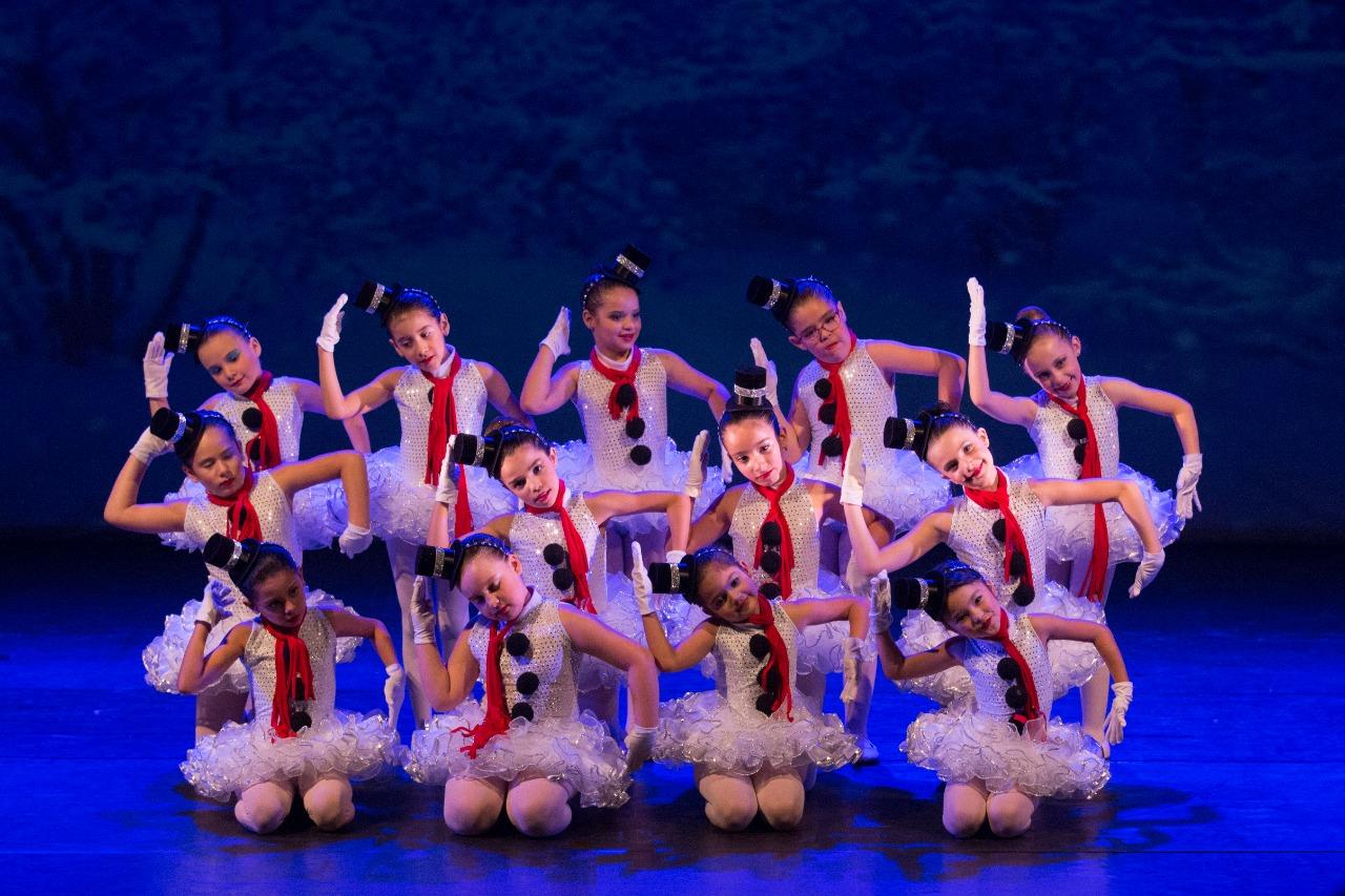 Divulgação_Os alunos de dança do Verdão realizam este evento anualmente