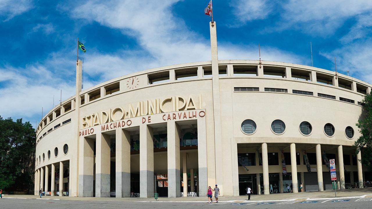 Bruno Fernandes/Fotoarena_O Pacaembu será 'Porcoembu' no feriado de quarta-feira (20)