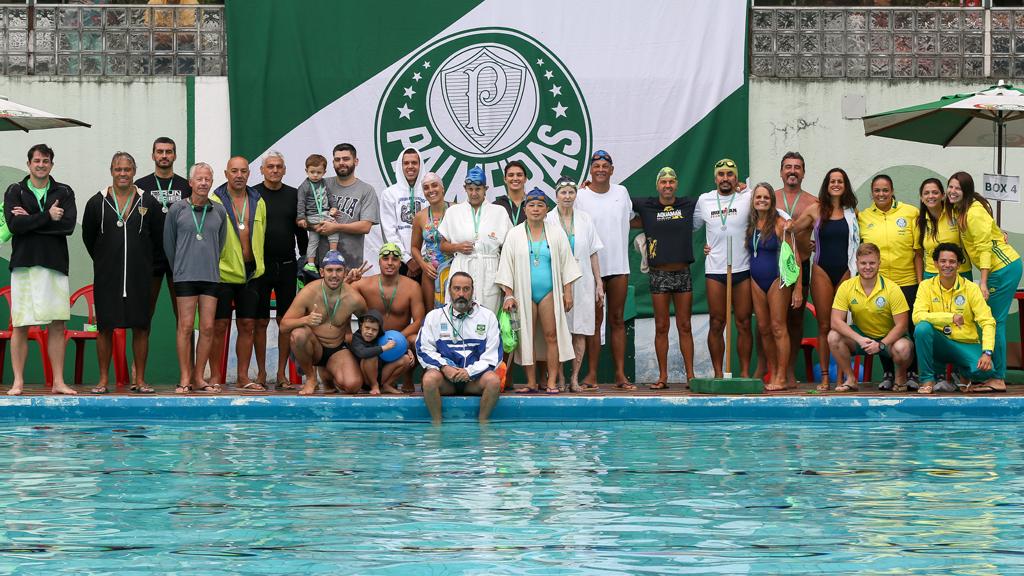 Fabio Menotti/Ag Palmeiras/Divulgação_Os associados do Verdão participaram da 3 ª edição da Travessia Indoor de Revezamento divididos em 16 equipes