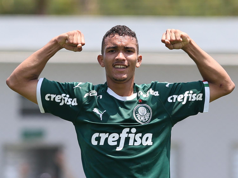 Fabio Menotti/Palmeiras _ Ruan marcou um dos gols da vitória do Sub-17 do Verdão