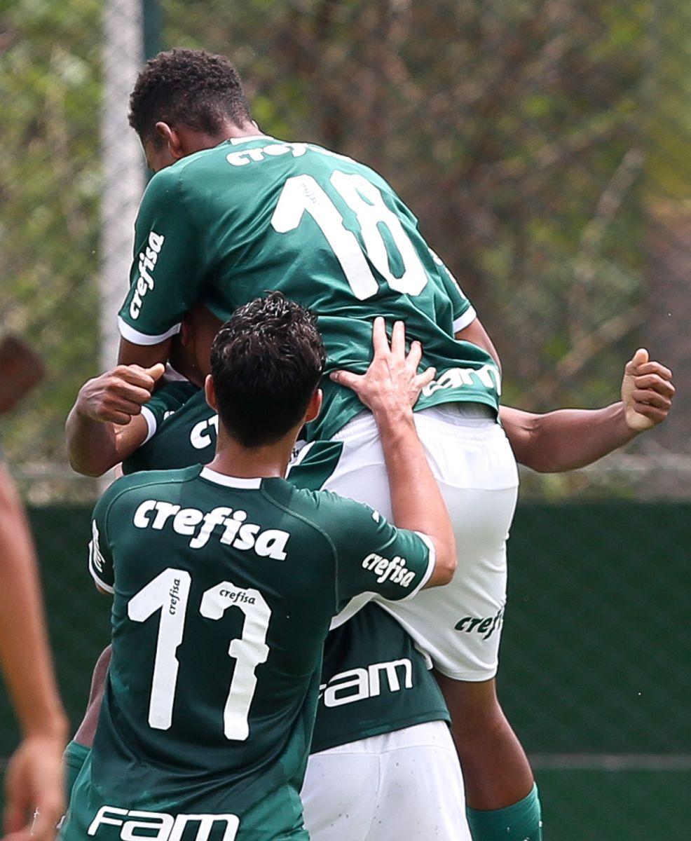 Fabio Menotti/Palmeiras _ O Sub-17 do Verdão faz excelente campanha no ano até aqui