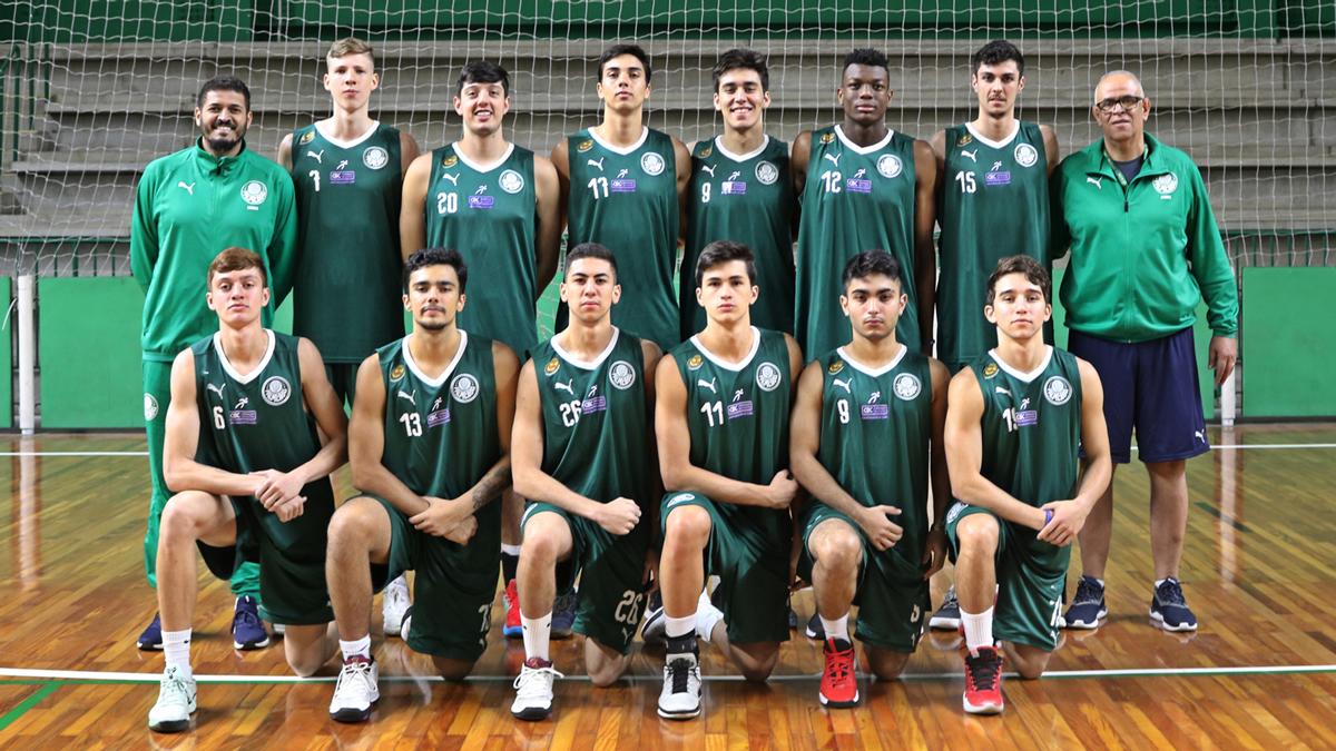 Priscila Pedroso/Palmeiras _ O time alviverde é formado por atletas nascidos em 2001 e 2002