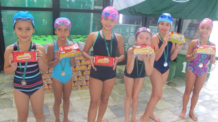 Divulgação_Os vencedores da competição receberam medalhas e prêmios