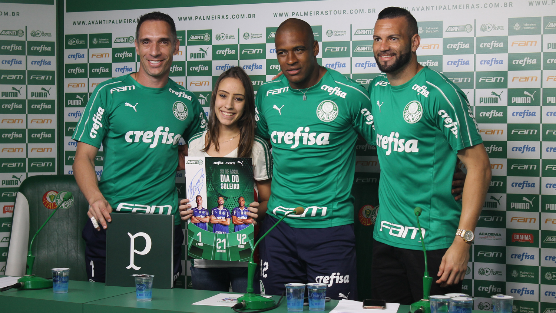 Divulgação_A sócia-torcedora Lays Arruda foi a vencedora do desafio