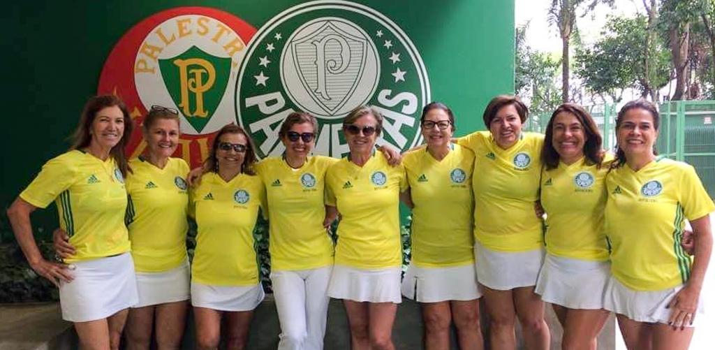 Fabio Menotti/Ag Palmeiras/Divulgação_Nove representantes do clube participaram desta etapa do Circuito de Damas
