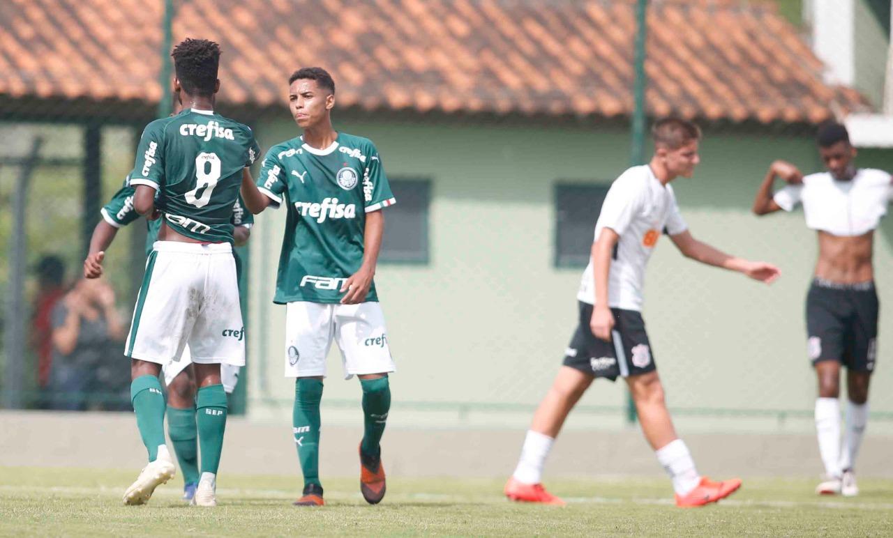 Fernando Roberto/Agência Futpress_O Palmeiras está no Grupo 2 com Corinthians, São Bernardo e Red Bull Brasil