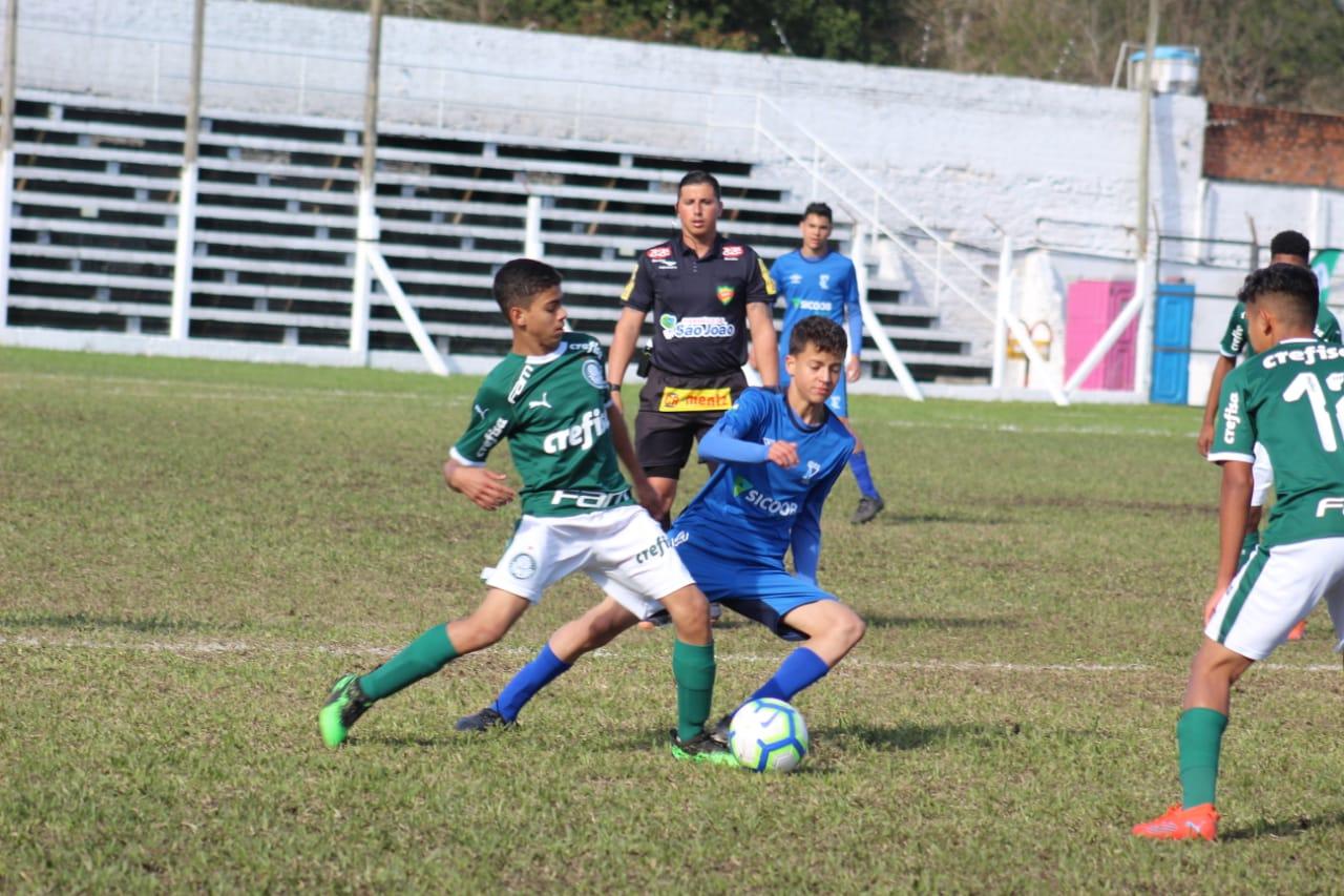 Pedro Mello_Atual bicampeão, Sub-14 do Verdão busca a conquista do tricampeonato consecutivo