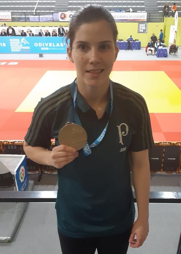 Divulgação _ Este foi o terceiro título internacional da atleta desde sua chegada ao Verdão