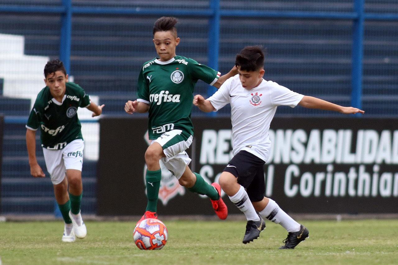 Marcos Bezerra/Ag. Corinthians_A Copa Ouro é disputada antes do início do Paulistas e abre a temporada para o Sub-11 e o Sub-13