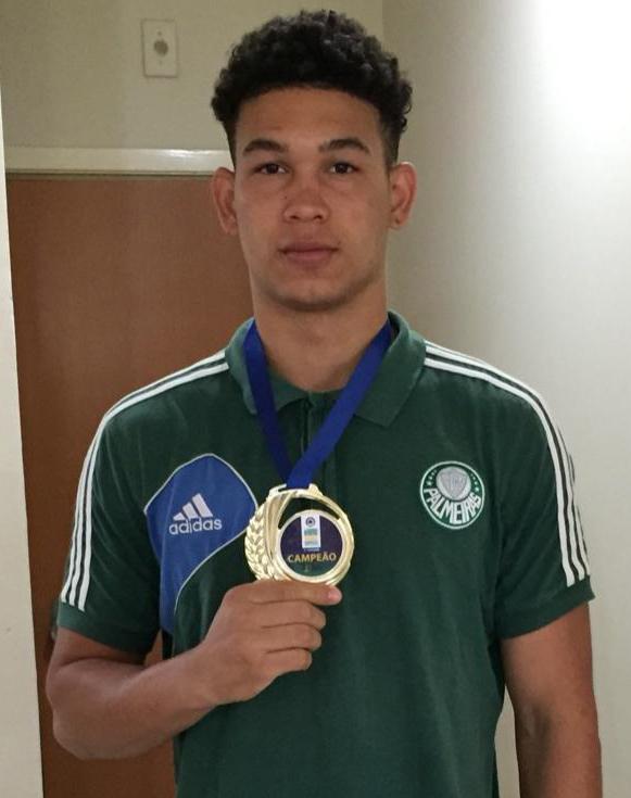 Divulgação _ João Vitor faturou seu segundo título nacional em duas participações