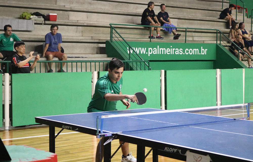 Vítor Ferreira/Palmeiras _ O torneio teve a participação de atletas de alto nível do Verdão