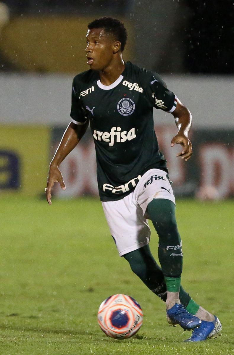 Fabio Menotti/Palmeiras _ Danilo foi para as redes na estreia do Verdão
