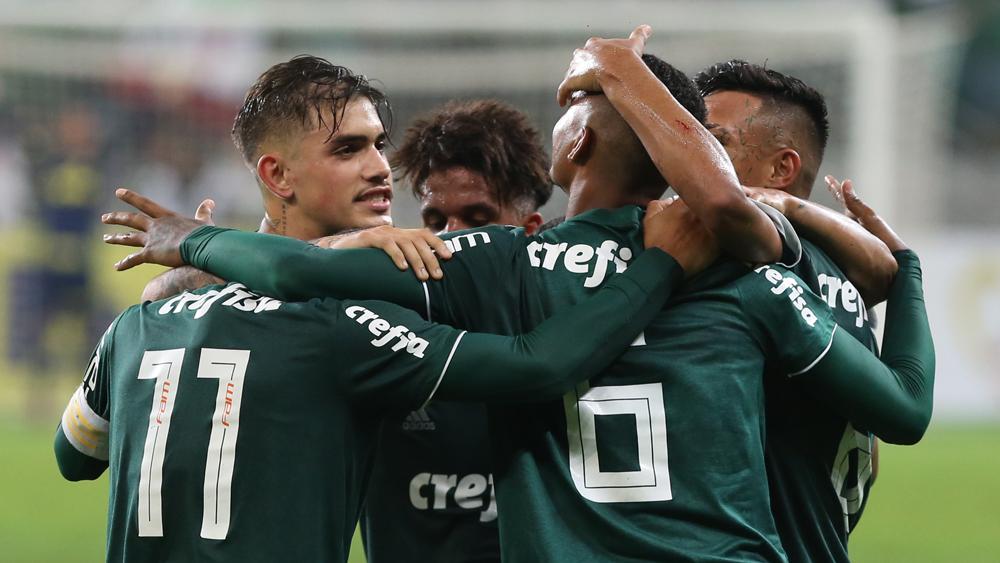 Fabio Menotti/Palmeiras _ O time palestrino teve os melhores números do início ao fim do torneio nacional