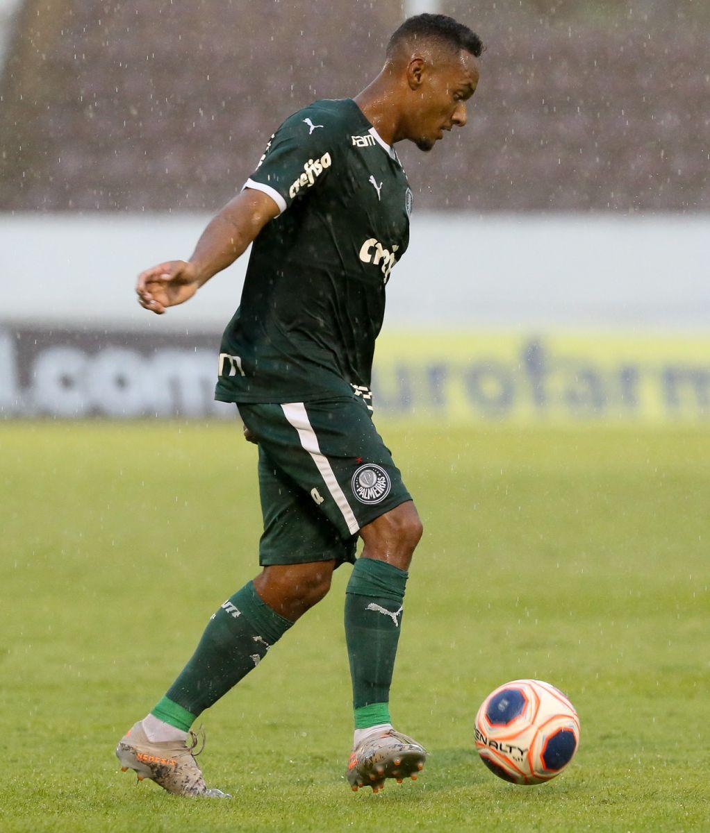Fabio Menotti/Palmeiras _ Fabricio é o artilheiro do Verdão na Copinha com dois gols marcados