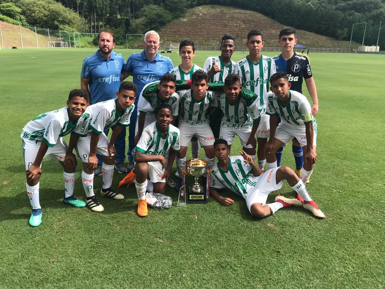 Divulgação_O Verdão venceu o FC Lavida por 8 a 7 nos pênaltis na final