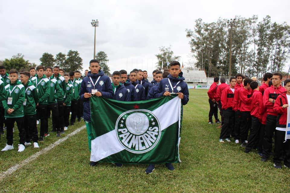 Divulgação_Em dois jogos no EFIPAN, o Palmeiras aplicou duas goleadas