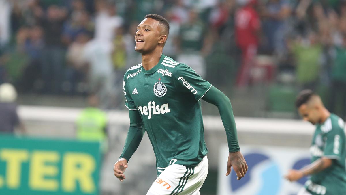 Fabio Menotti/Palmeiras _ Luan marcou três vezes na decisão e chegou a seis gols no Brasileiro Sub-20
