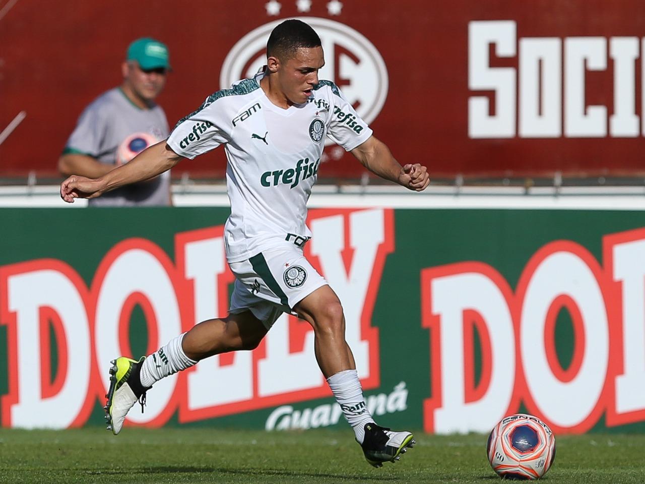 Fabio Menotti/Ag. Palmeiras/Divulgação_Apesar das chances criadas, o Palmeiras não conseguiu marcar contra o Goiás