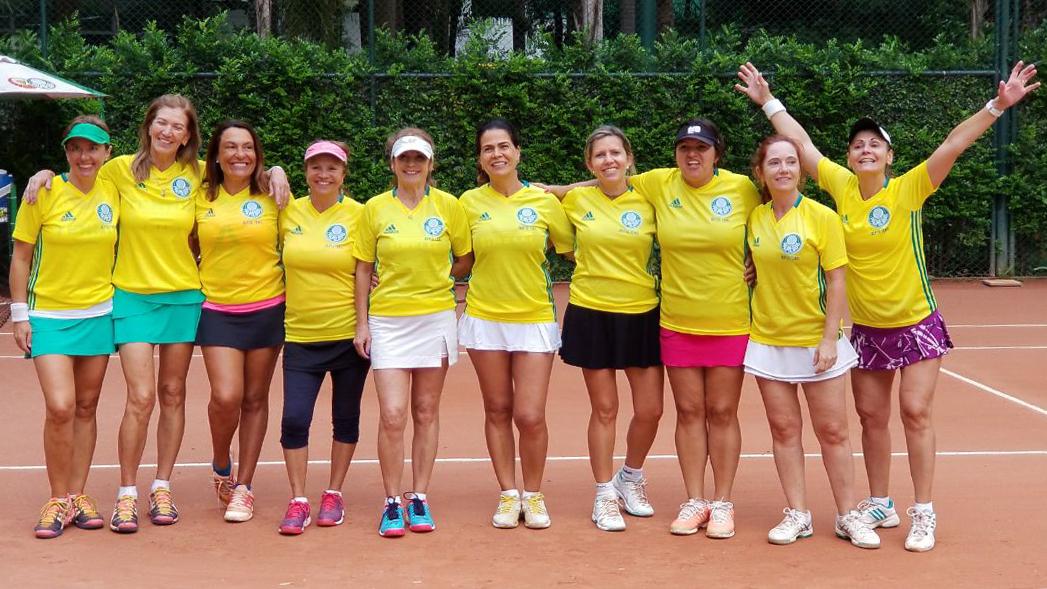 Divulgação_O Verdão chegou com às finais do Novo Tênis Feminino (NTF) com duas duplas