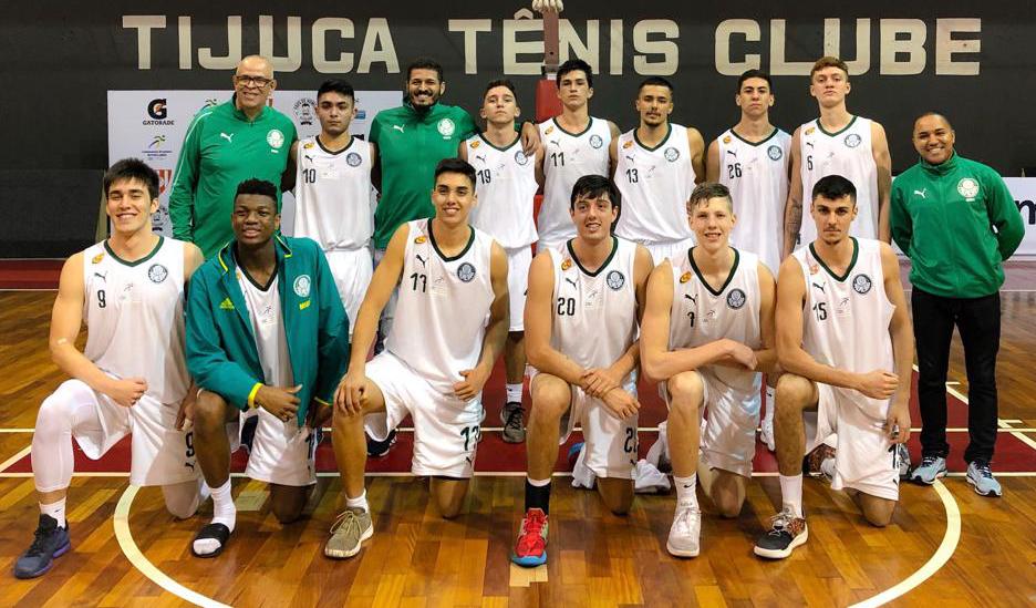 Divulgação _ O time alviverde tem uma das melhores campanhas gerais do torneio