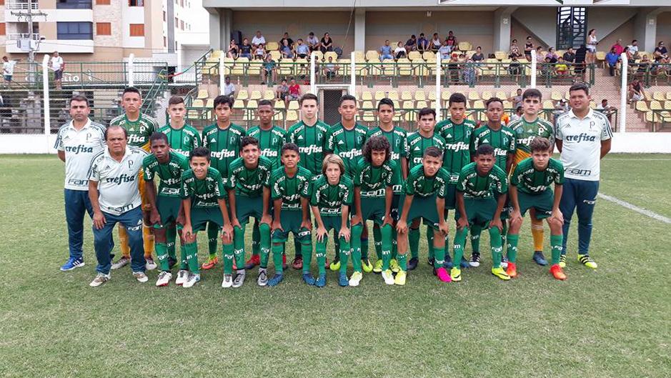 Divulgação _ Em 2018, o Verdão foi vice-campeão da competição