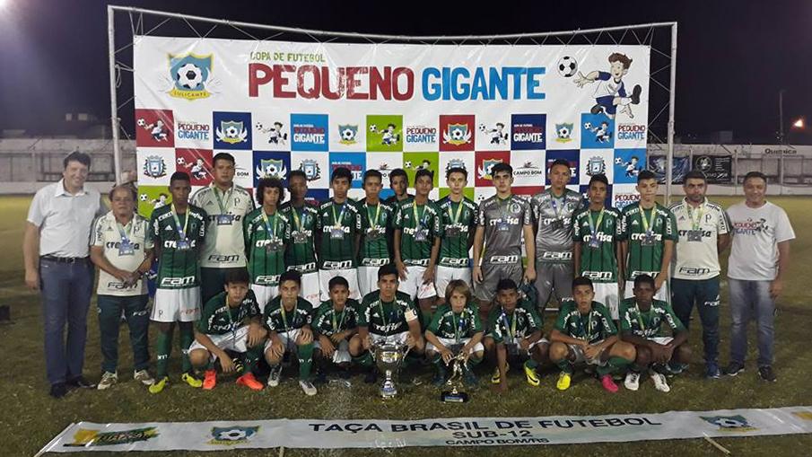 Divulgação _ A garotada tem como principal torneio na temporada 2018 o Paulistão Sub-13