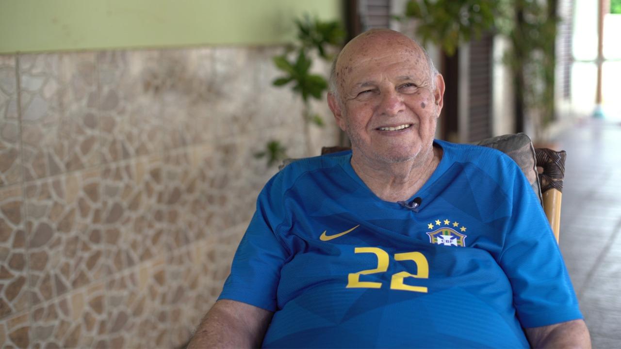 TV Palmeiras/FAM_Rivais no Paulista, Pepe e os ídolos palmeirenses de 1959 jogavam juntos na Seleção Brasileira