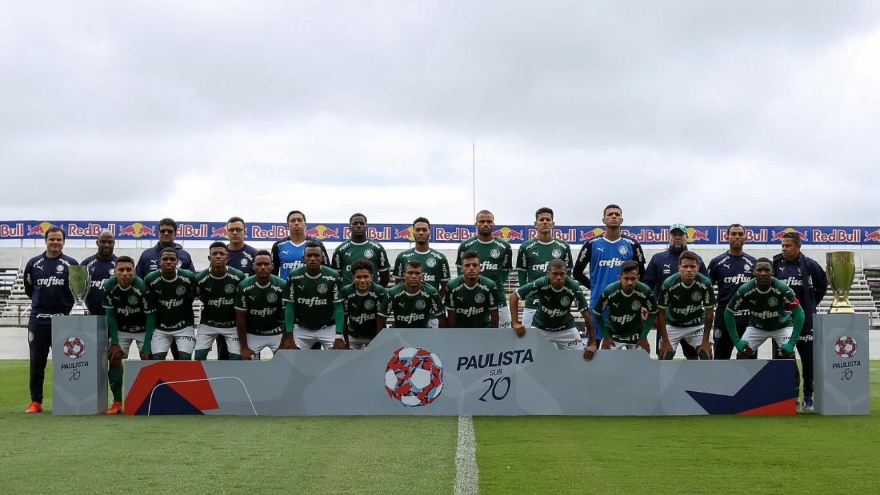 Fabio Menotti/Ag Palmeiras/Divulgação_ Com o tricampeonato, o Verdão se tornou o maior vencedor do Paulista Sub-20