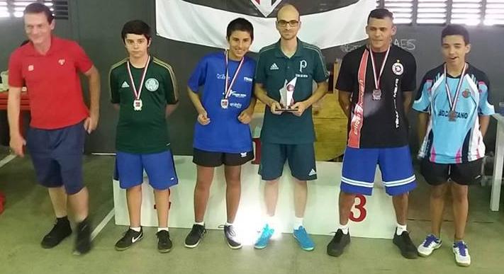 Divulgação _ Ricardo faturou seu segundo troféu em 2018