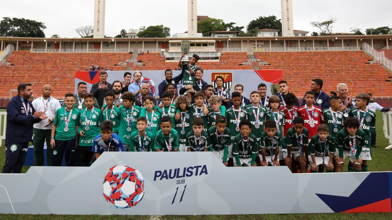Fabio Menotti/Palmeiras _ O Verdão disputou todas as finais da competição nesta categoria desde 2014