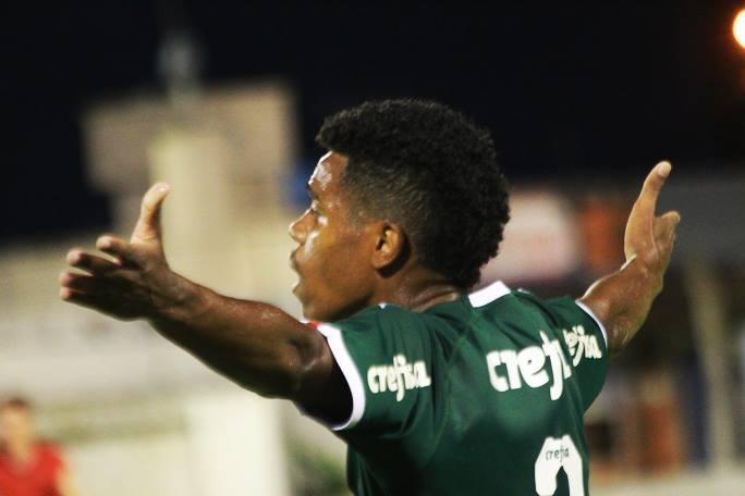 Ieda Beltrão/Rádio Santiago _ Ramon marcou seu segundo gol na competição